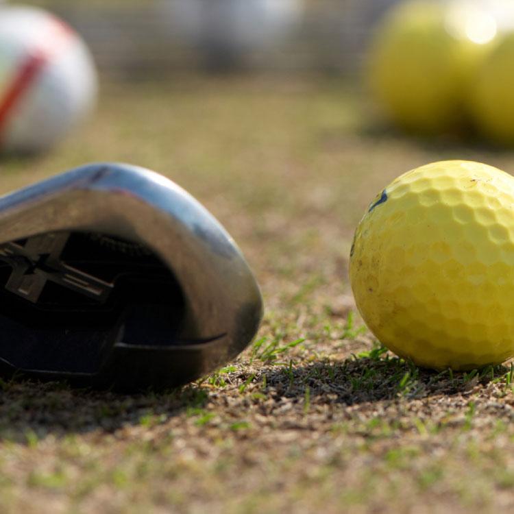 Cross-Golf / Football